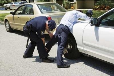 加州关于携带枪支的犯罪